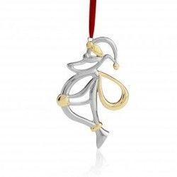 Adorno Decorativo para Arbol de Navidad. Santa MT0769 Metal