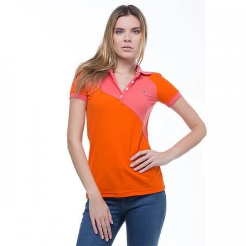 Polo Cambridge Mandarina