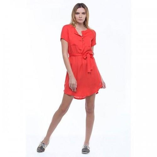 Vestido Denia Mandarina