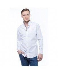 Camisa Napoli Blanco