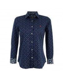 Camisa con Estampado Royal Polo Club
