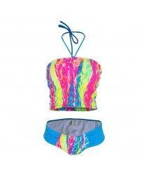 Bikini Solosol, Estampado
