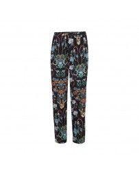Pantalon Estampado Floral Voltaire & Voltaire