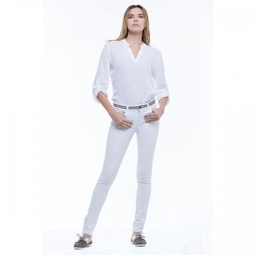 Pantalon Hamptons Blanco