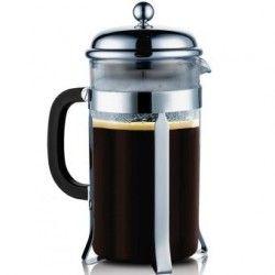 34 OZ / 8 taza French Press café y té doble del acero inoxidable filtro y filtros de repuesto 3 PC