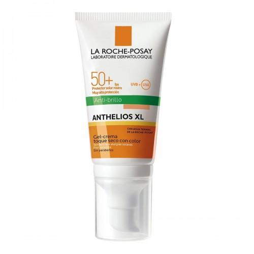 Anthelios XL 50 mas FPS Toque Seco Con Color 50ml