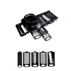 Mandolina Easycook IBILI Mod 772400-Negro