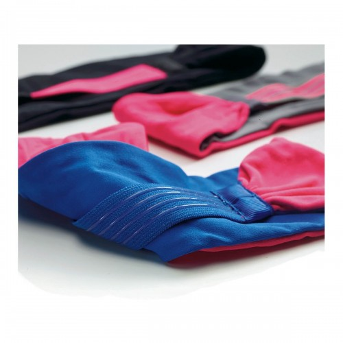 Bandas Elásticas Scunci con Tela Confortable Colores Diferentes 2 Pz