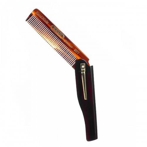 Peine Mens Pocket Folding Comb Kent