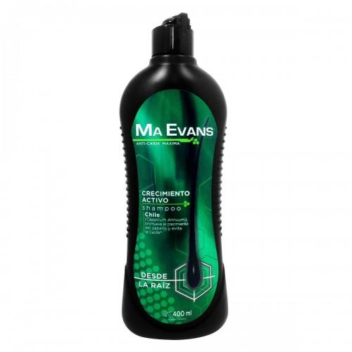 Ma Evans shampoo crecimiento activo 400 ml