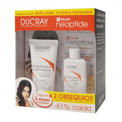Kit Neoptide Mujer mas  Shampoo Anaphase De 30ML Y Acondicionador De 50ML