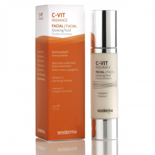 Gel Fluido Facial C-Vit 50 Ml Sesderma