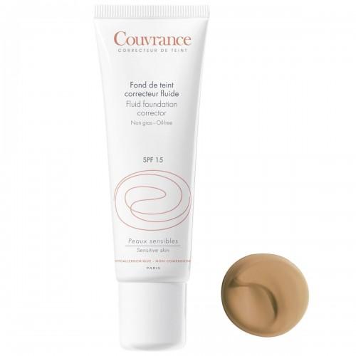 Maquillaje Facial Corrector Liquido Miel