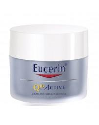 Eucerin Q10, Crema Facial de Noche, 50ml