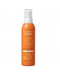 Bloq Solar Fps50 mas  Spray 200 Ml Avene