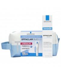 La Roche-Posay Pack Effaclar duo mas  Gel 50 mas Cosmetiquera