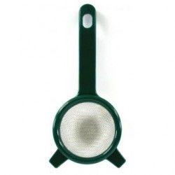 Coladera de 6.25 cms. Acero Inoxidable-Verde
